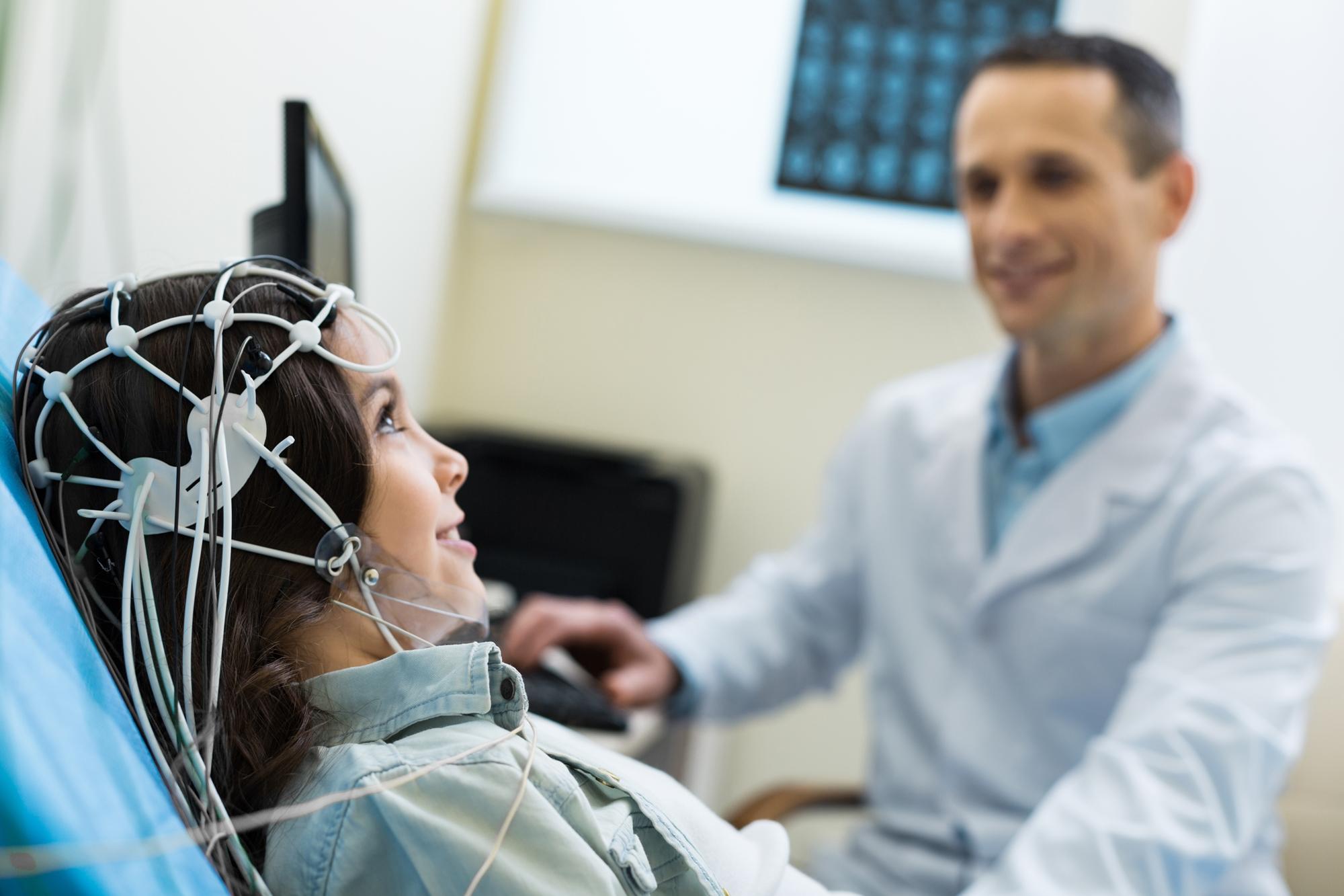 Como é o exame de Eletroencefalograma na telemedicina